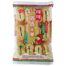 Bin Bin Seaweed Rice Cracker 賓賓海苔米菓